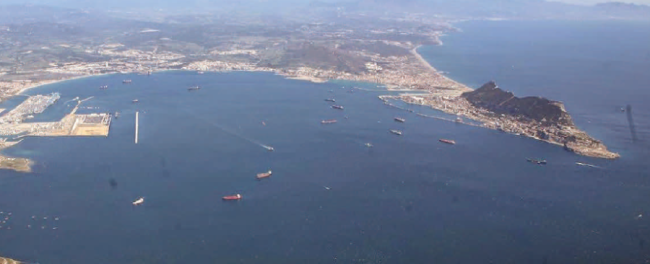 Gibraltar Port Harbor Tows and Tugs RESOLVE