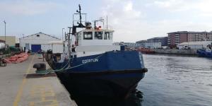 Harbor Tug, RESOLVE Gibraltar, Ship to ship transfer, dry dock, port pilot